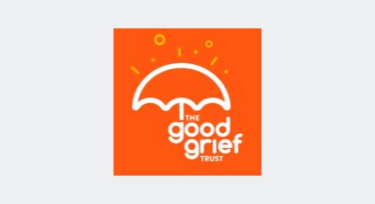 The Good Grief Trust logo.