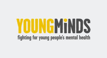 YoungMinds logo.